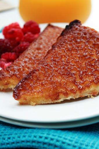 Baked Cinnamon Toast